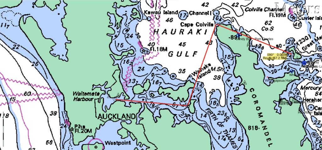 Merc Isl. Map